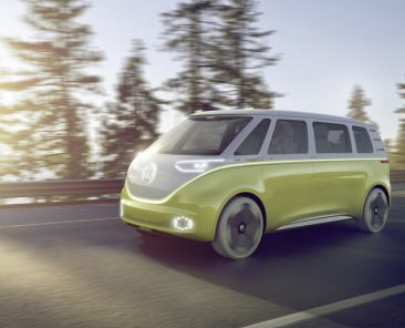 Everything you need to know about the Volkswagen Microbus