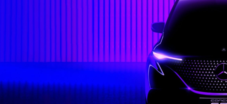 Mercedes teases EQT, possible electric mini-camper van of the future?