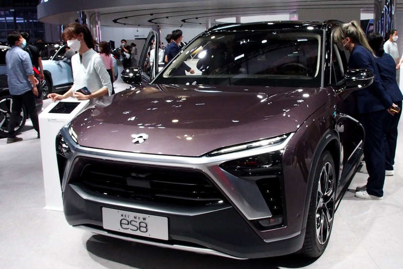 Why Chinese electric car start-ups NIO, Xpeng are making a beeline for Norway