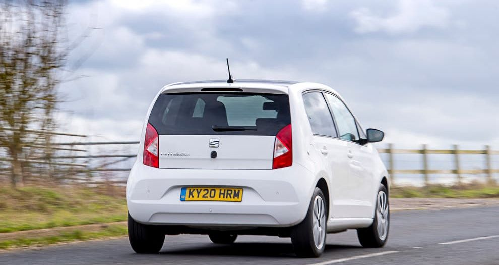 Car review: Seat's Mii Electric is compact, competent and cheap(ish)