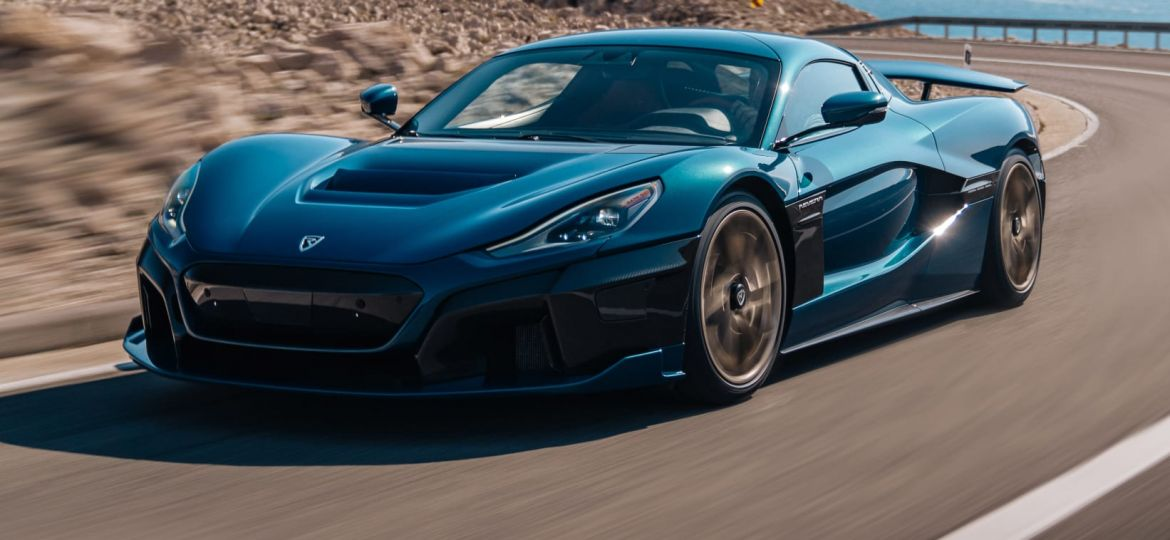 2021 Rimac Nevera electric hypercar revealed with sub-2.0 second acceleration